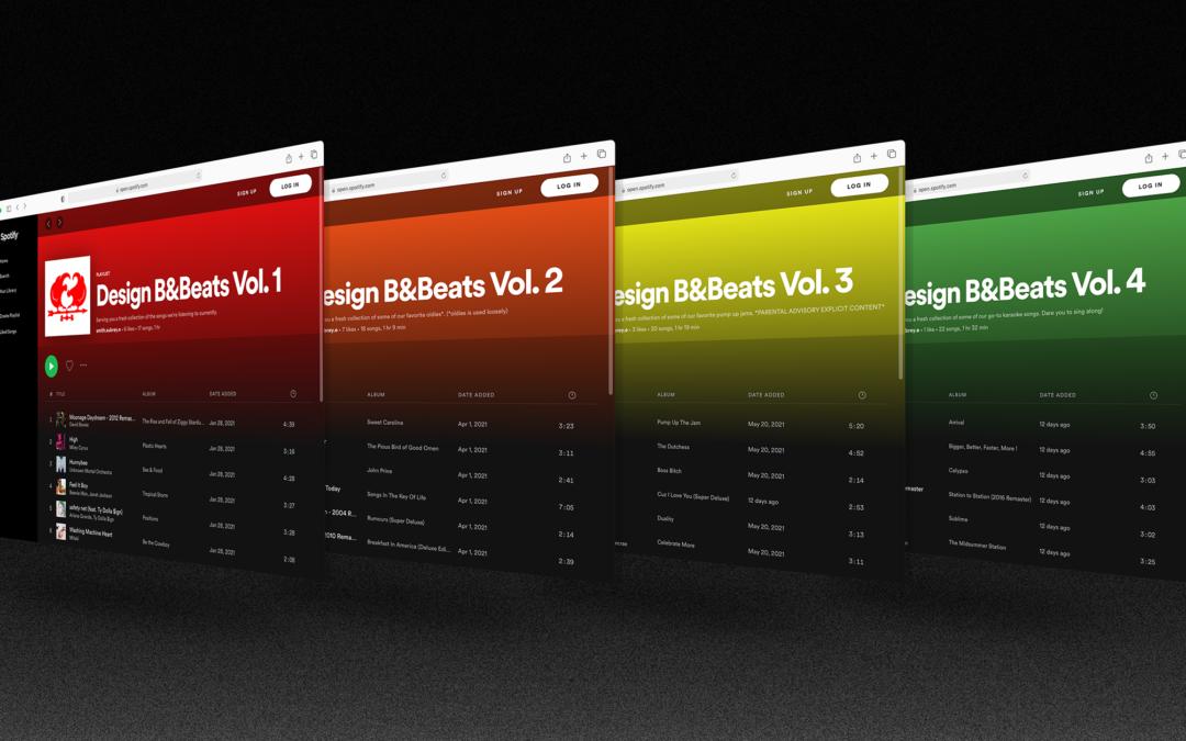 Design B&Beats
